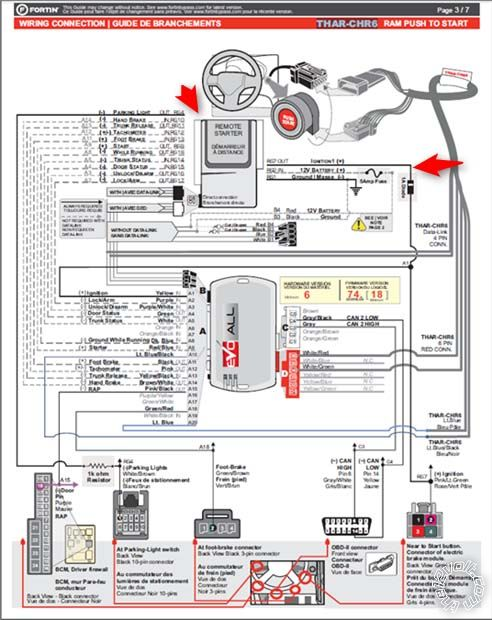 viper auto start wiring diagram free download  ignition
