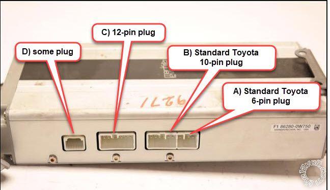 2010 lexus isf mark levinson amp diagram wanted