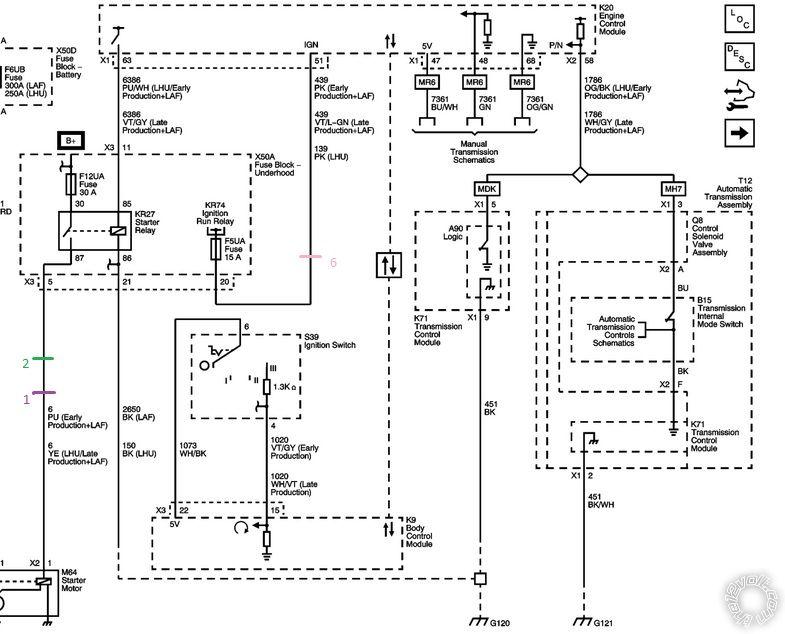 Pontiac G6 Remote Starter Wiring Diagram. Pontiac. Auto