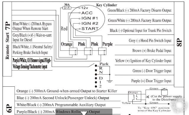 Audiovox Alarm Wiring Diagrams Carvox Cx 999 In A 98 Corolla