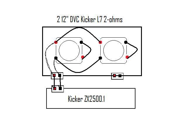 kicker 1 ohm wiring diagram  switch schematic  keyscan