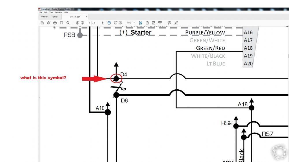 Unknown wiring schematic symbol?