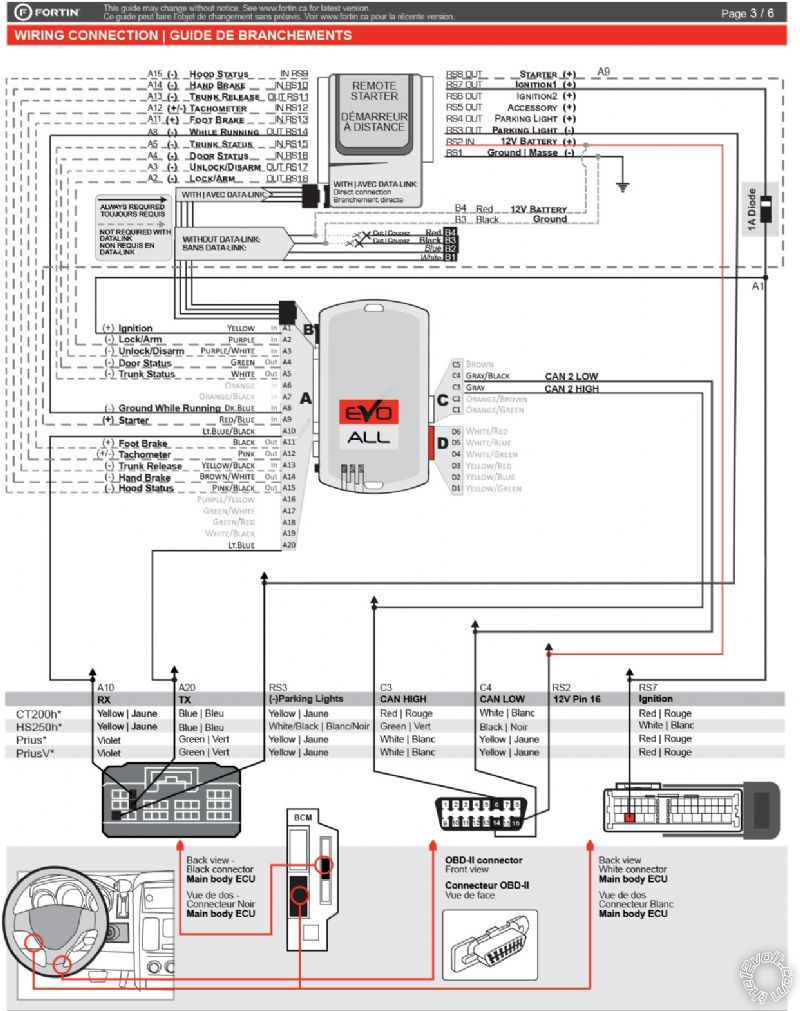 hight resolution of evo all wiring diagram wiring diagram expertevo all wiring diagram