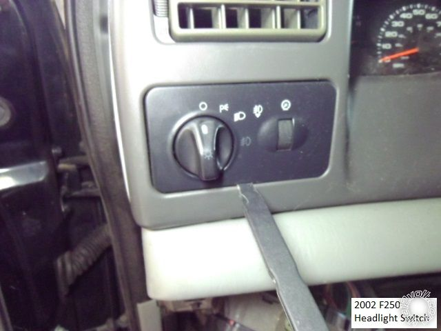 2006 Ford F150 Fuse Box 2002 2005 F 250 And F 350 Remote Start Pictorial