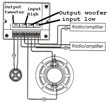 Component Speaker Wiring