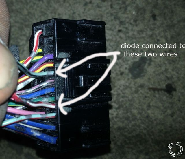 One Of The Wires Is Connected Up Wrong Does The Wiring Look Like This