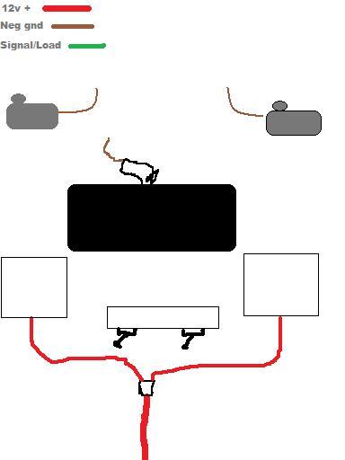 relays and air bag suspension