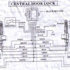 Central Door Lock Wiring Diagram Ls1 Intake Schematic Locking Locks Un 4001 Reverse