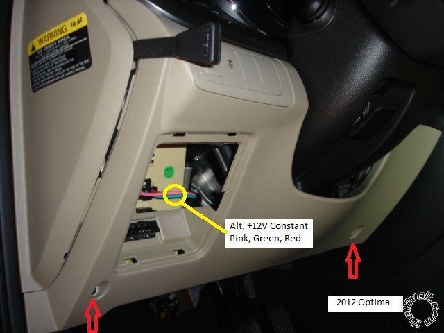 kia optima 2013 fuse box index listing of wiring diagrams