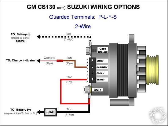 Diagrams# Hitachi Alternator Wiring Diagram – Whats The R