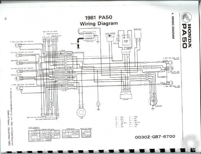 motorcycles 12 volt battery wiring diagram