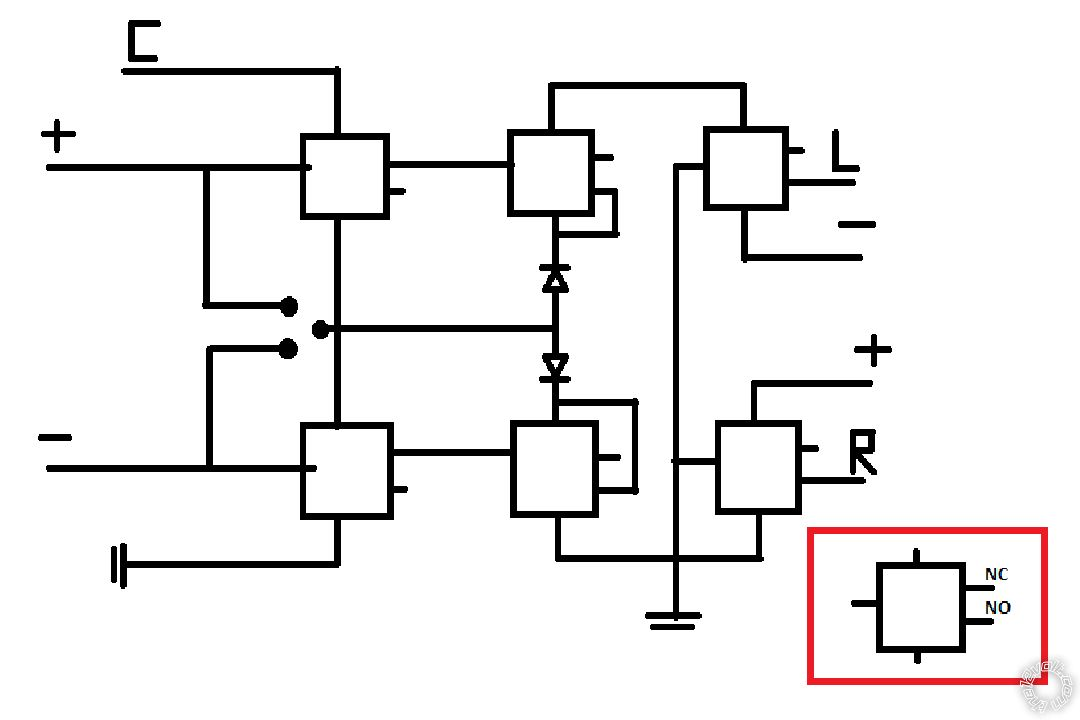 Single Input Relay for Indicators
