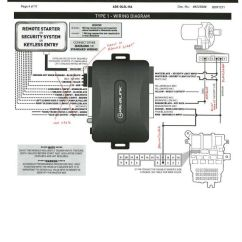 Remote Start Wiring Diagram Ford Two Way Lighting For Starter Installation 46 Honda Ridgeline Install Diagrams With Notes Page 3 At Cita Asia