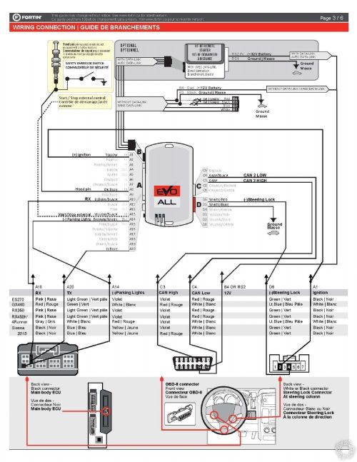 small resolution of 2012 toyota 4runner limited alarm wiring posted image