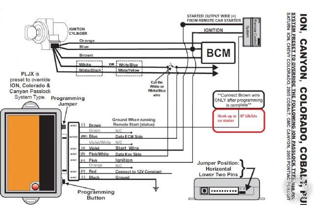 Bulldog Remote Start Wiring Diagrams Wiring Automotive Wiring