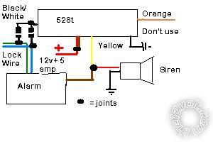 bmw old alpine alarm sound on dei 554r