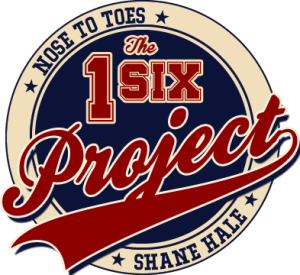 The 1 Six Project Logo