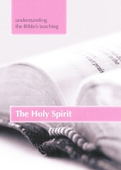 DBS booklet Holy Spirit