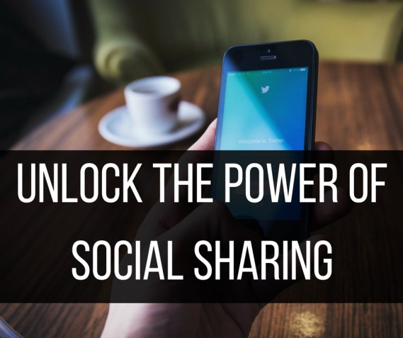 unlock the power of social sharing because social media can boost your website SEO