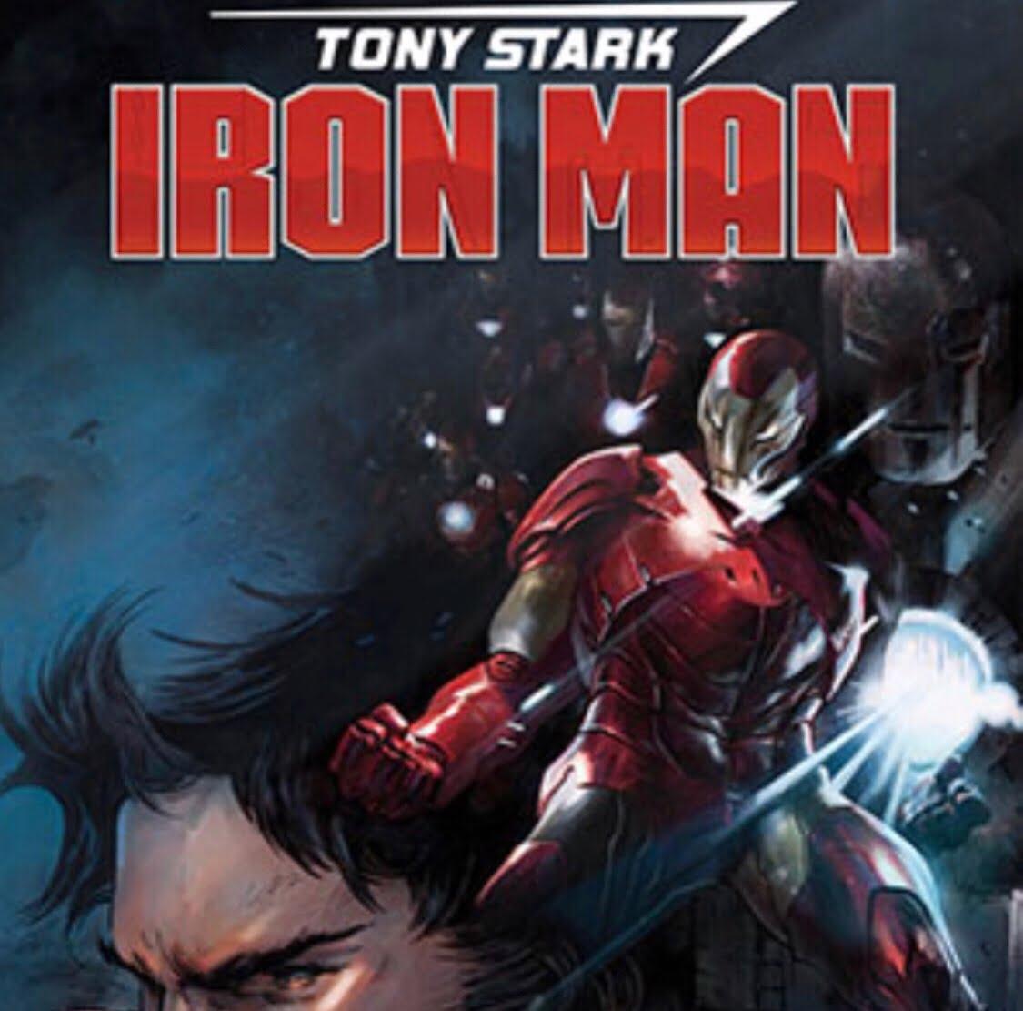 Tony Stark Iron Man 1