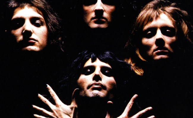 Queen S Bohemian Rhapsody Soundtrack 360 Magazine Art