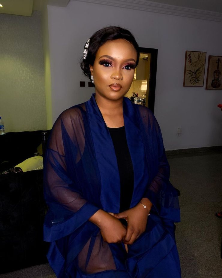 Actress Padita Agu stun fans with sultry video of Maureen Esisi, ex-wife of Blossom Chukwuejekwu (Video)