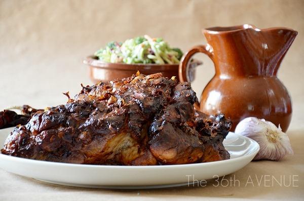 Chili Rubbed Pork Roast