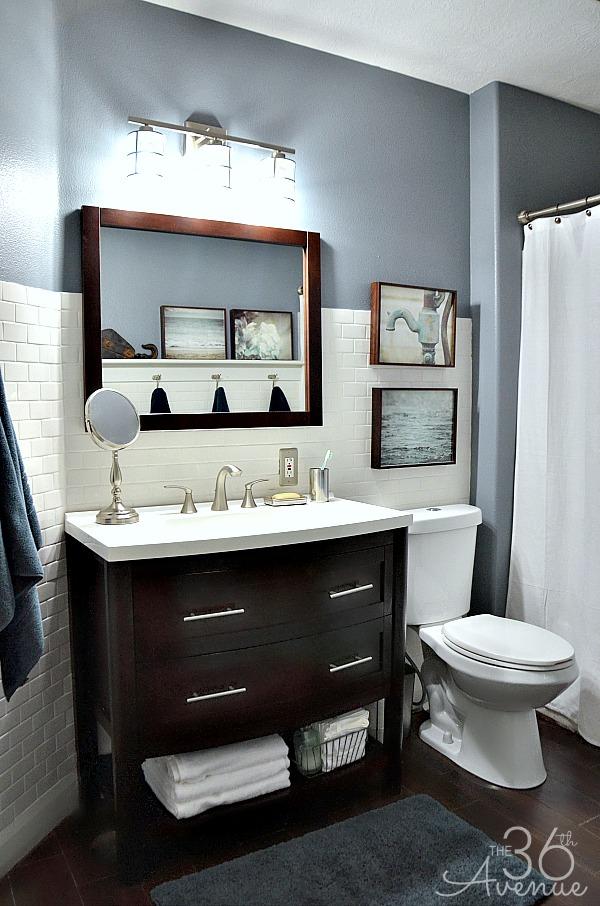 The 36th AVENUE  Home Decor  Bathroom Makeover  The 36th AVENUE