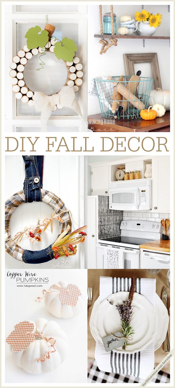 DIY Home Decor Ideas  The 36th AVENUE