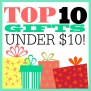 The 36th Avenue Top 10 Gifts Under 10 The 36th Avenue