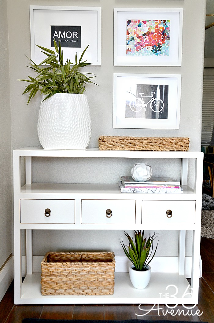 The 36th AVENUE  Home Decor  Entryway and Free Printables  The 36th AVENUE