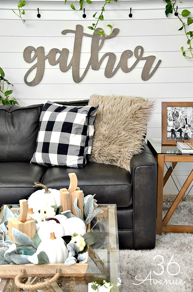 ideas for walls in living room ethan allen pics farmhouse decor the 36th avenue inspired by industrial and modern design