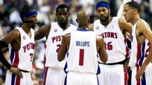 2005 Detroit Pistons