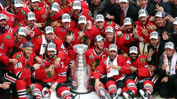 Are the Chicago Blackhawks A Dynasty?