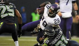 Seahawks versus Vikings Preview
