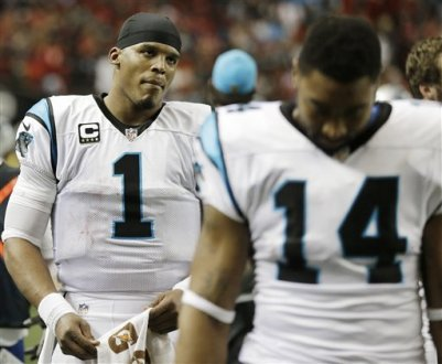 Mr. Controversy's NFL Diary- Counterfeit Teams, Who's Getting Too Much Credit, What Does Panthers' Lost Mean