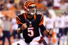 Who Is A.J McCarron And Can He Carry The Bengals Through The Playoffs?