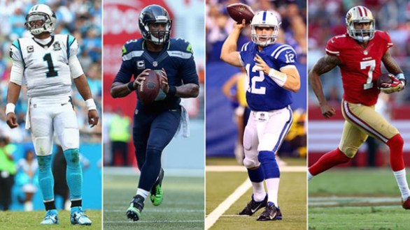 "The 3 Point Conversion Presents ""Making The Cut""-Which young QB will have the best career"
