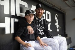 Adam LaRoche versus the Chicago White Sox
