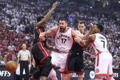 Miami Heat vs Toronto Raptors Game 2 Preview