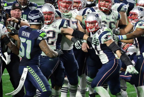Game Of The Week- The New England Patriots vs. Seattle Seahawks