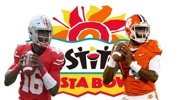 Fiesta Bowl- Ohio State Buckeys vs. Clemson Tigers Preview