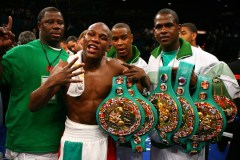 "Floyd ""Money"" Mayweather- ""TMU""?"