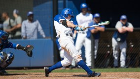 Georgia State Baseball- Gaddis Loses No-No in Eighth But Panthers Win On Jones HR