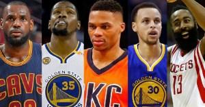 NBA Player Power Rankings