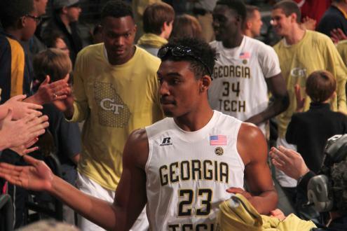Georgia Tech's Christian Matthews to Transfer