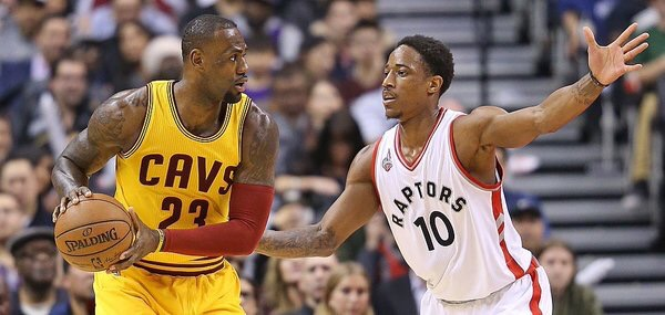 """A Conflict Of Greatness""- Toronto Raptors vs. Cleveland Cavaliers Playoffs Preview"