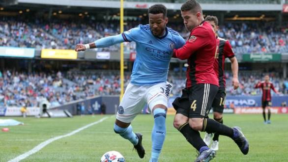 Atlanta United Wins In A Heated Battle Against New York City FC