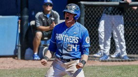 Blanton's Grand Slam Lifts Georgia State to 9-7 Win Over Georgia Southern