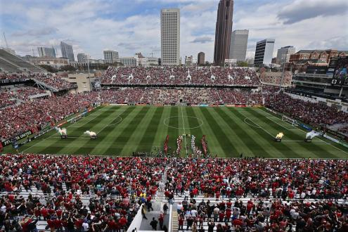 International Commentator Alan Green To Call Remainder of Atlanta United Matches On FOX Sports South And FOX Sports Southeast